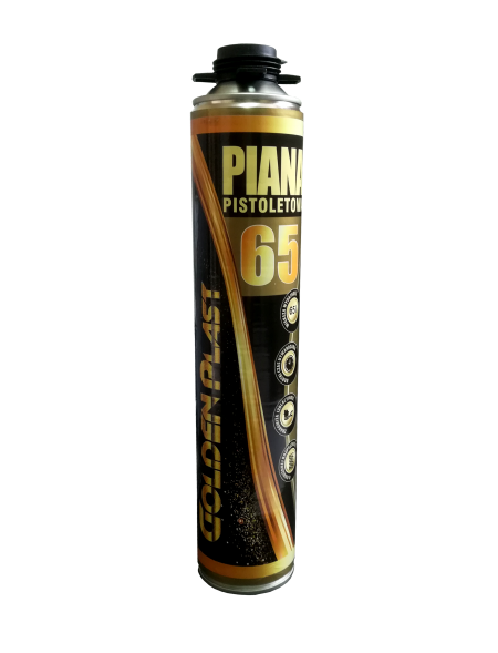 PIANA PISTOLETOWA GOLDEN PLAST 65l 840ml