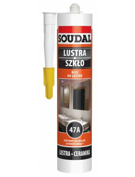 KLEJ DO LUSTER 47A SOUDAL 280ml