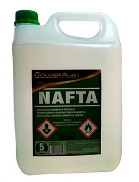 NAFTA GOLDEN PLAST 5L