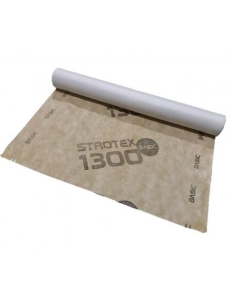 FOLIA MEMBRANA BASIC STROTEX 115G/m2 1,5m x 50m