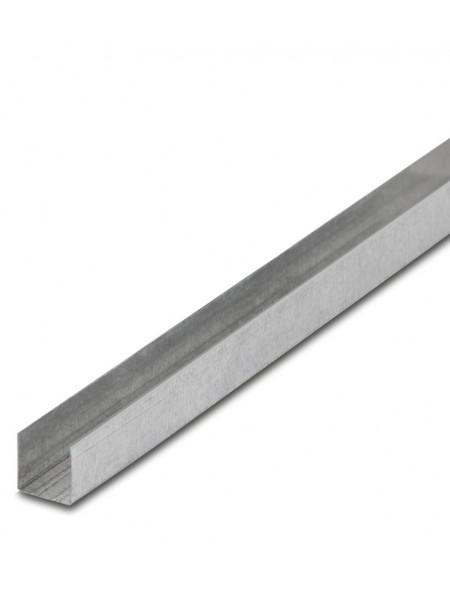 PROFIL PRZYŚCIENNY UD 30 0,6mm 3m
