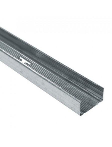 PROFIL ŚCIENNY DZIAŁOWY CW 75mm 2,6m