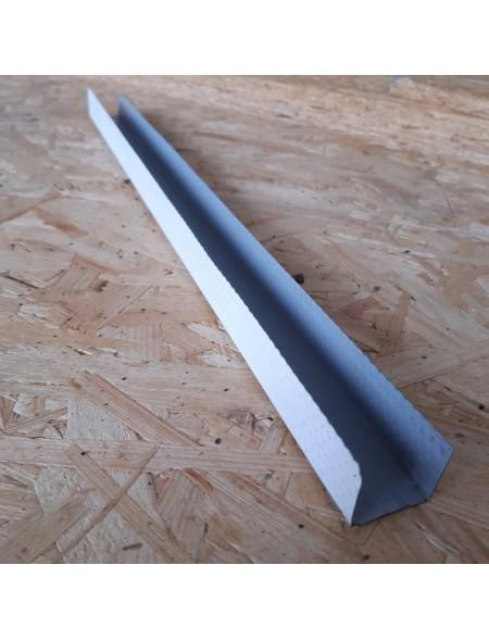 PROFIL PRZYŚCIENNY UD 30 0,5mm 4m POWLEKANY